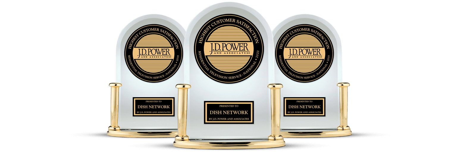 DISH Customer Satisfaction - Ranked #1 by JD Power - Home Satellite Center LLC in Marshfield, WI - DISH Authorized Retailer